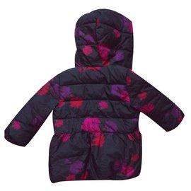 Gap-Blousons, manteaux filles-Multicolore