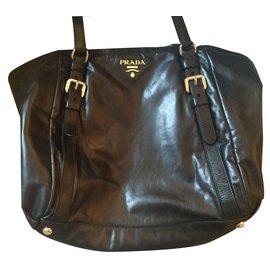 Sac de luxe Prada occasion - Joli Closet ec577c7a6fa