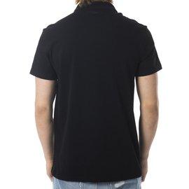 Just Cavalli-Just cavalli men's polo shirt piquet cotton nwt-Black