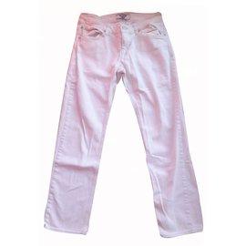 Armani Jeans-Jean's Armani Junior-Blanc