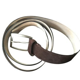 Tod's-Belts-Brown