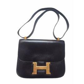 Hermès-Constance bag-Blue