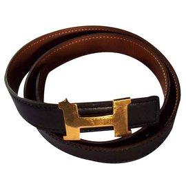 Hermès-Belt-Black