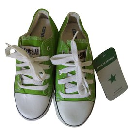 Converse-Sneakers-Green