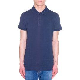 Roberto Cavalli-Class roberto cavalli new polo shirt navy blue-Blue