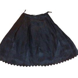 Armand Ventilo-tailleur jupe veste armant ventilo-Bleu