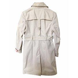 Les Petites-Coats, Outerwear-Beige