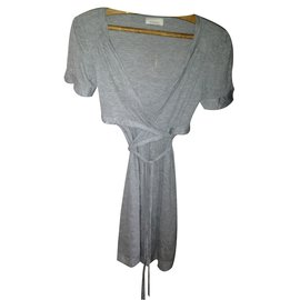 Pinko-Dress-Grey