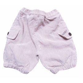 Baby Dior-Shorts garçon-Rouge
