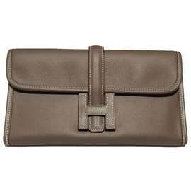 Hermès-Jige duo pouch-Other
