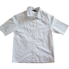 Autre Marque-Chemise Bill Tornade-Blanc