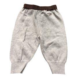 Jean Paul Gaultier-Pants-Grey