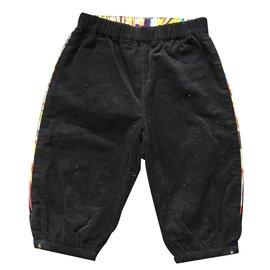Paul Smith-Pantalons garçon-Bleu
