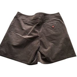 Paul Smith-Shorts-Grey