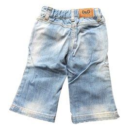 Dolce & Gabbana-Pantalons garçon-Autre