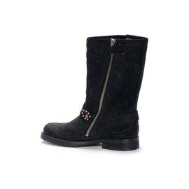 Autre Marque-Boots-Black