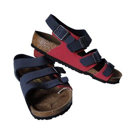 Birkenstock-Sandals-Multiple colors