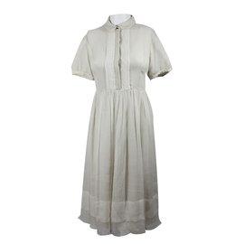 Burberry-Dress-Cream