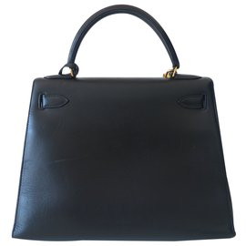 Hermès-KELLY 28-Black