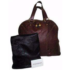 Yves Saint Laurent-Sac Ysl Muse-Marron