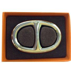 Hermès-anneau Chaine d'Ancre-Argenté