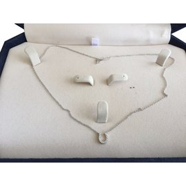Tiffany & Co-Pendentif-Blanc