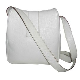 Burberry-Handbag-White