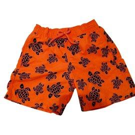 Vilebrequin-Shorts-Orange