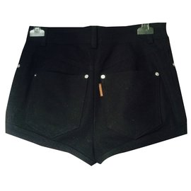 Louis Vuitton-Shorts-Noir