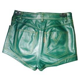Louis Vuitton-Shorts-Vert