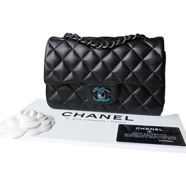 Chanel-Mini rectangular-Black