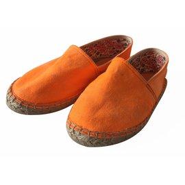 Bonpoint-Espadrilles-Orange