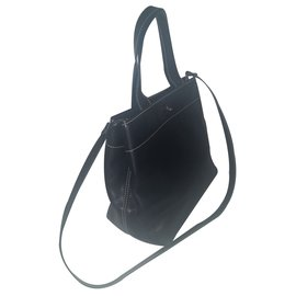 Chanel-Chanel Bag Caviar-Black