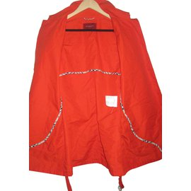 Burberry-Burberry  jacket-Orange