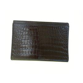 Hermès-Petite maroquinerie-Noir