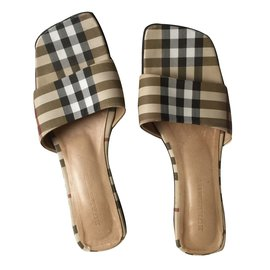 Burberry-Mules-Other