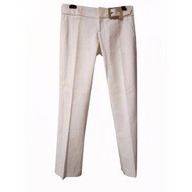 Gucci-Pantalon-Blanc