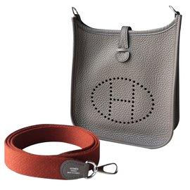 Hermès-Evelyne TPM-Grey