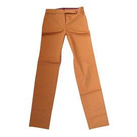 ROMEO GIGLI Pantalon ample crop xy1eJ