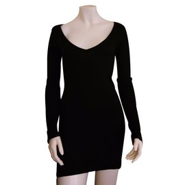 Burberry-Dress-Black