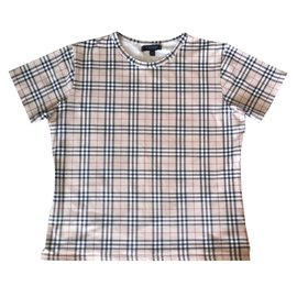 Burberry-Top-Brown