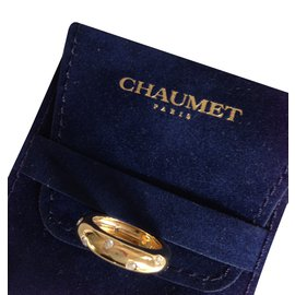Chaumet-Anneau SEMIS-Doré