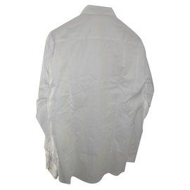 Bottega Veneta-Chemise-Blanc