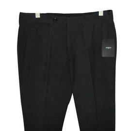 Ports 1961-Pantalon homme-gris anthracite