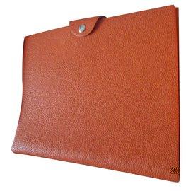 Hermès-Notepad-Orange