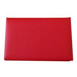 Hermès-Case-Red