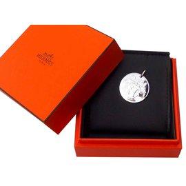 Hermès-Ex Libris-Silvery