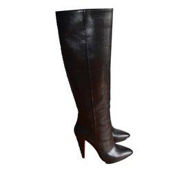 Roberto Cavalli-Boots-Black