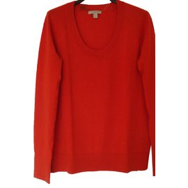 Burberry-Red orange Sweater-Red