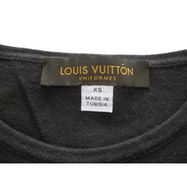 Louis Vuitton-Pulls-Marron